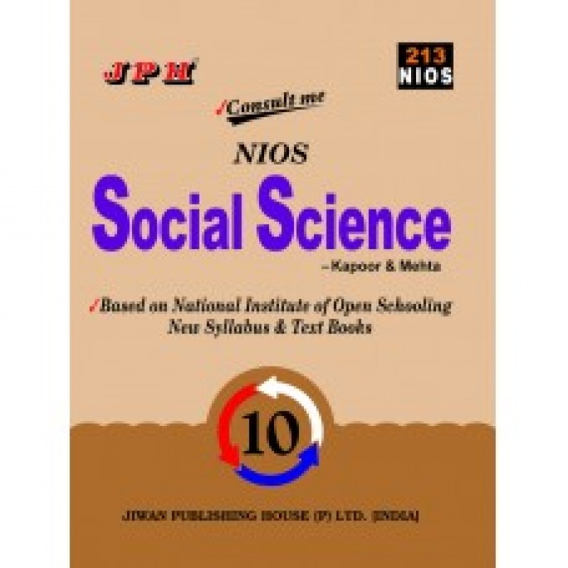 jph nios guide of social science for class 10 by kapoor mehta rh raajkart com Guide for Class 9 CBSE CBSE Guide with Together