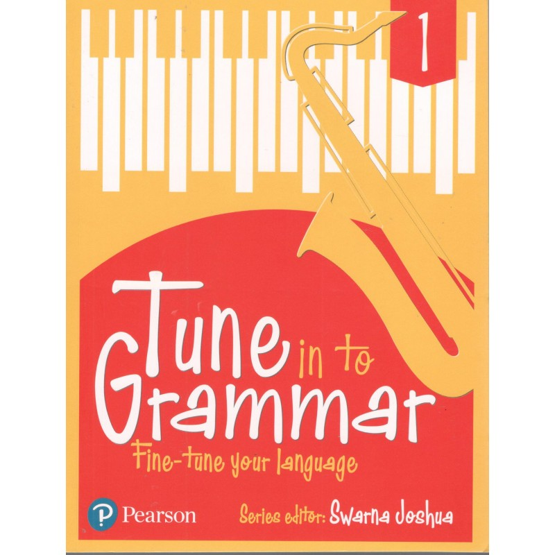 Pearson tune into grammar textbook for class 1 fandeluxe Image collections