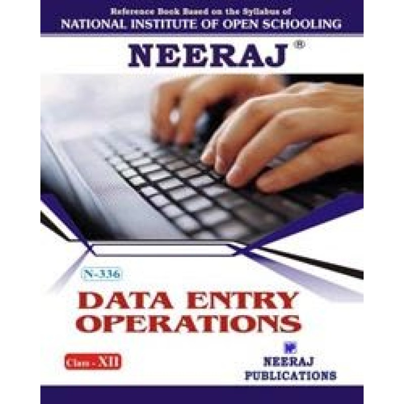 Neeraj nios guide of practical data entry operation for class 12 neeraj nios guide of data entry operation for class 12 code 336 fandeluxe Image collections