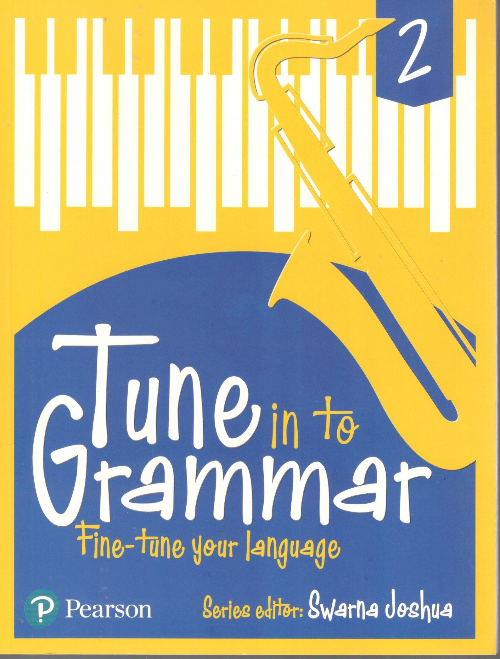 Pearson tune into grammar textbook for class 2 fandeluxe Image collections