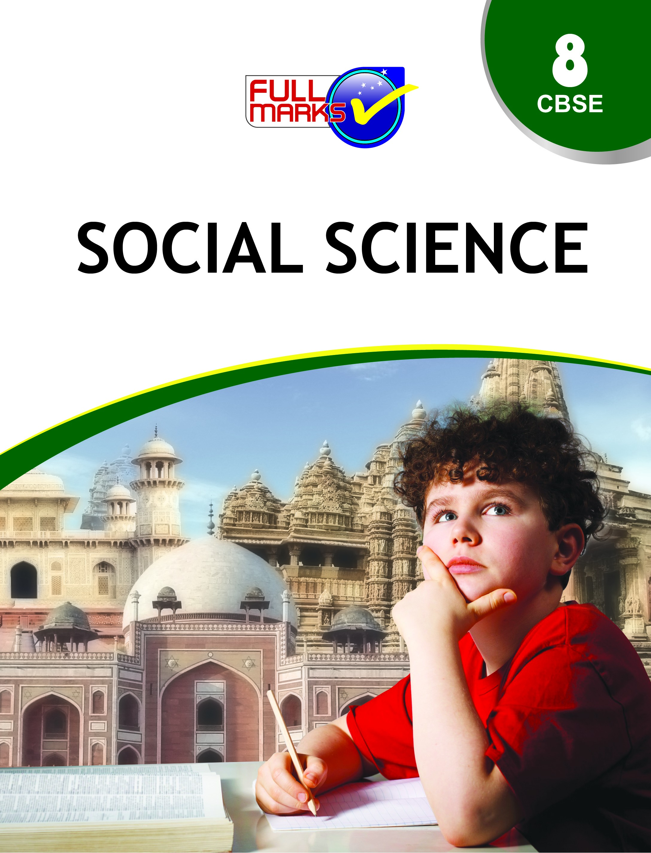 buy full marks guide of social science for class 8 online at rh raajkart com full marks guide class 8 dav science full marks guide class 8 social science in hindi