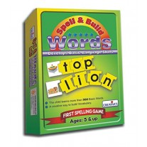 Creative Educational Aids School Years - Spell and Build Words (0643)