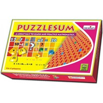 Creative Educational Aids School Years - Puzzlesum (0670)
