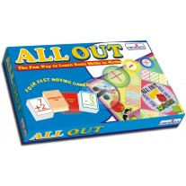 Creative Educational Aids School Years - All Out (0802)