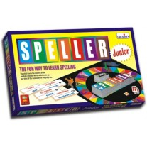Creative Educational Aids School Years - Speller Junior (0808)