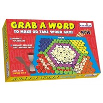 Creative Educational Aids School Years - Garab A Word (0819)