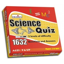 Creative Educational Aids Science Quiz (0824)