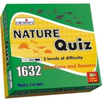Creative Educational Aids Nature Quiz (0827)
