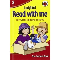 Ladybird Read With Me 3 The Space Boat