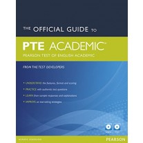 The Official Guide to the Pearson Test of English Academic New Edition Pack by Pearson