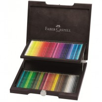 Faber-Castell Albrecht Durer Water Colour Pencils Wood Case of 72