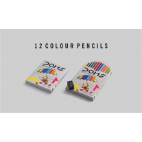 Doms Colour Pencils HSC 12 Shades