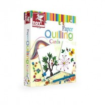 Toy Kraft Paper Quilling Cards