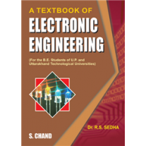 S Chand A Textbook of Electronic Engineering by RS Sedha