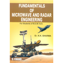 S Chand Fundamentals of Microwave and Radar Engineering by KK Sharma