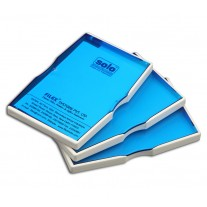 Solo Business Card Pocket Case Pack of 10 Pcs (BC001)
