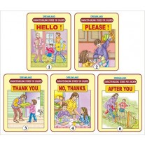 Dreamland Character Building (Pack of 5 Books)