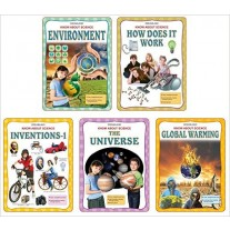 Dreamland Know About Science 1 (Pack of 5 Books)