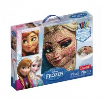 Toy Kraft Pixel Photo Frozen