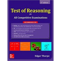 Test of Reasoning by Edgar Thorpe 6th Edition