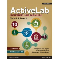 Pearson ActiveLab Science Manual for Class 10