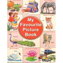 Padma My Favourite Picture Book (P-012)