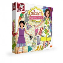 Toy Kraft Origami Fashion Studio