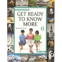 Frank Brothers Get Ready To Know More (Textbook of General Knowledge) for Class 6