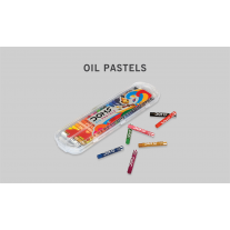 Doms Oil Pastels 25 Shades (Tray)