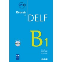 DELF B1 Book of French by Didier Reussir