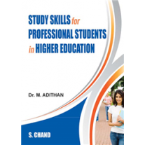 S Chand Study Skills For Professional Students In Higher Education by Dr. M Adithan