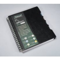 World One 5 Subject Notebook 150 Sheets (PP)