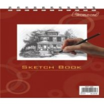 World One Sketch Book 25 Sheets