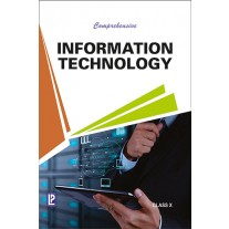 Comprehensive Information Technology for Class 10 by Laxmi Publications