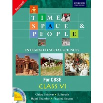 Oxford Time Space & People Integrated for Class 6