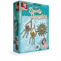 Toy Kraft Paper Quilling Make Dainty Danglers