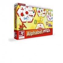 The Alphabet Pizza for Toddlers by Toy Kraft