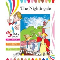 V-Connect The Nightingale 3-in-1 Activity Books