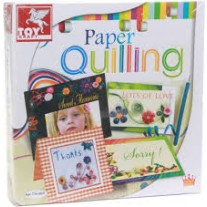 Toy Kraft Paper Quilling