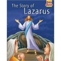 Bible Stories The Stories of Lazarus by Pegasus Books