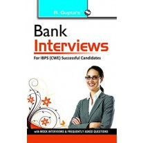 RPH Bank Interviews For IBPS (CWE) Successful Candidates (R-1549) - 2018