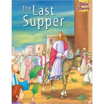 Bible Stories The Last Supper by Pegasus Books