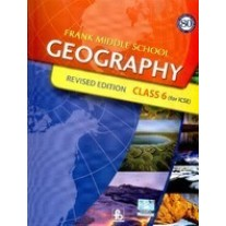 Frank Brothers Middle School Geography Workbook for Class 6