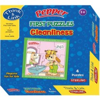 Sterling Pepper First Puzzles Cleanliness