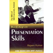 Workshop on Presentation Skills for BBA 5th Semester by Kumar, Rajeev