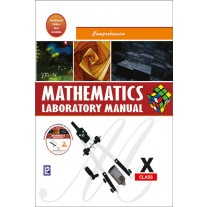 Comprehensive Mathematics Laboratory Manual for Class 10 by Laxmi Publications