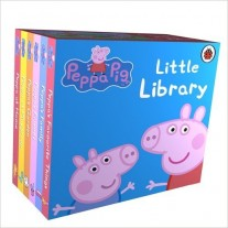 Ladybird Peppa Pig  Little Library