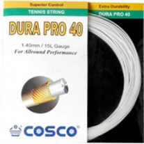 Cosco Dura Pro 40 Tennis Strings