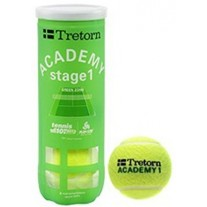 Cosco Tretorn Academy I Tennis Ball Pack of 3 Pcs.
