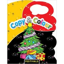Copy & Colour  Festivals by Pegasus Books